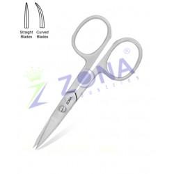 Double Edge Sharp Scissors
