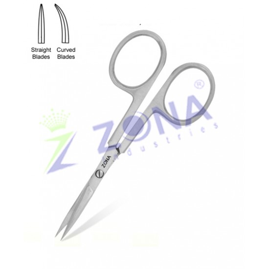 Double Edge Sharp Scissors