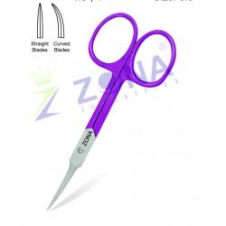 Cuticle Scissor With Arrow Points