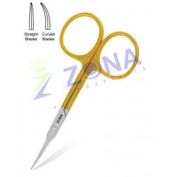 Cuticle Scissor Arrow Points With Large Loops